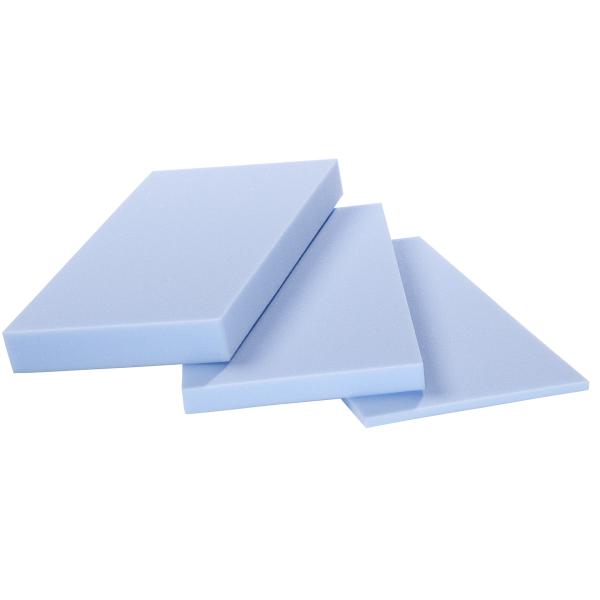 Schaumstoffplatte RG 3550 blau